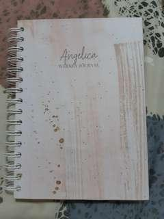 Weekly Journal by Paperie La
