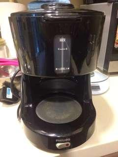 Philips coffee maker without glass jug-reserve