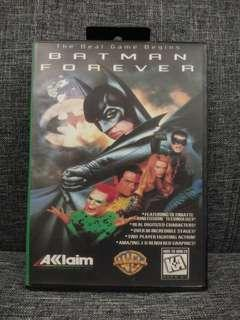 MD The Batman Forever Games