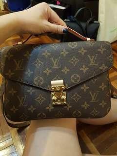 Louis Vuitton Pochette Metis (Sling Bag)