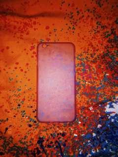 Purple IPhone 6/6s Hard Case