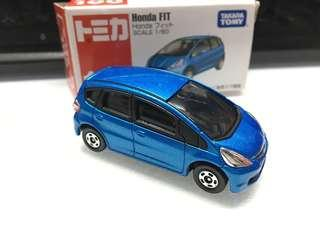 Tomy tomica Honda Fit GE