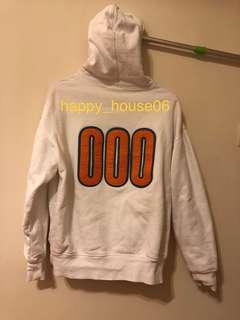 Threezero Hong Kong figure brand hoodie XL size 偏細絕版極罕美中古