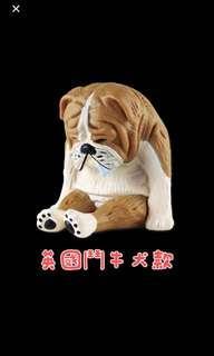 🚚 休眠動物存錢桶-英國鬥牛犬款