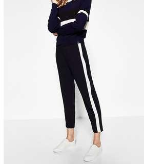 SIDE STRIPE PANTS CELANA