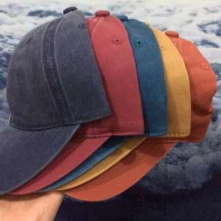 🚚 水洗帽 全新 五種顏色☺️現貨免等😛附防塵袋👏🏻內有實戴照