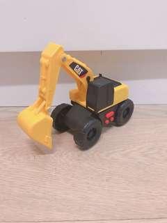 Cat 玩具泥頭車 工程車 有聲