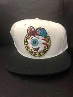 Mishka  Engineered To Destroy SnapBack hat cap 帽