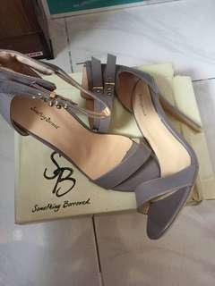 Heels Something Borrowed Zalora