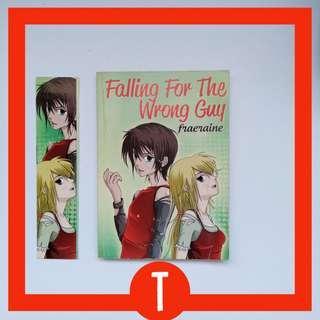 (Wattpad) Falling for the Wrong Guy