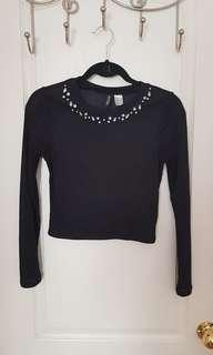 H&M Top. Small