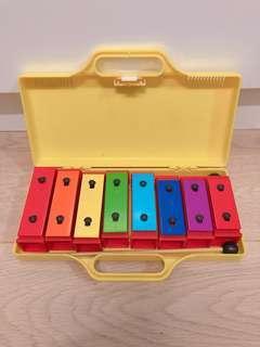 玩具 鋼片琴 音樂 可拆式