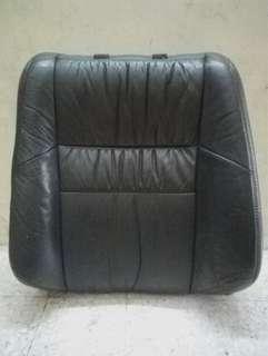 PERDANA V6 Black Leather UPPER front Left cushion