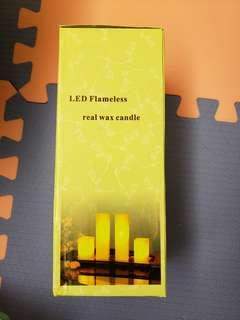 LED candles x 16 pcs