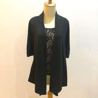Lace Blouse 3/4 sleeve