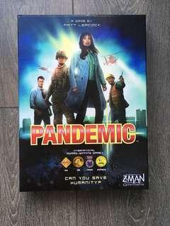 Pandemic Board Game, new
