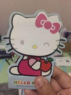 Post-it Hello Kitty