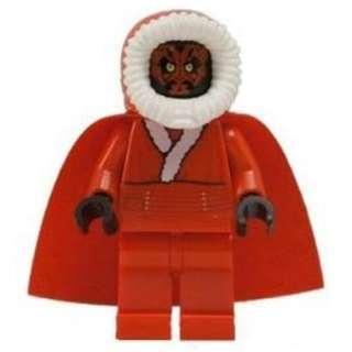 Lego Santa Darth Maul