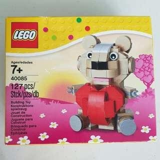 Lego Valentine's Heart Set |NEW/SEALED|