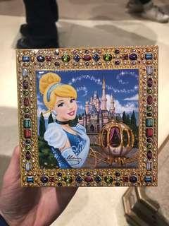 {法國代購}巴黎Disneyland🏰 代購 【Cinderella music box】 【灰姑娘音樂首飾盒】