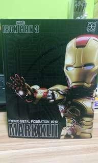 Iron Man Hybrid Metal Figuration Mark XLII
