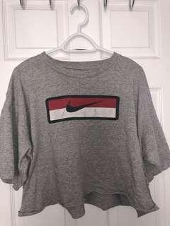 Vintage Nike Cropped Tee