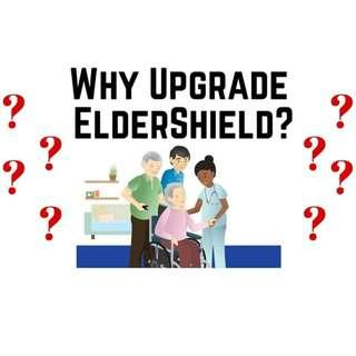 Eldershield Upgrade With No Cash!