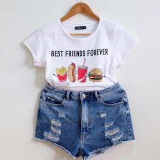 Fb sister Graphic Tee
