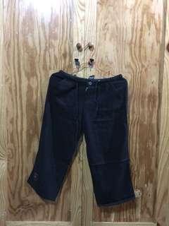 Joger black pants