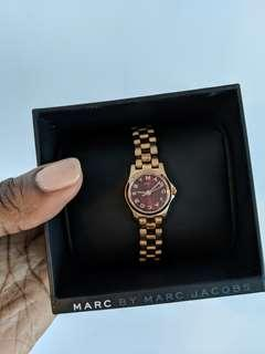 Marc Jacobs Dinky henry watch lnib