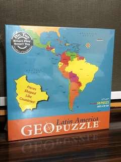 Puzzle 🇺🇸 Country Map
