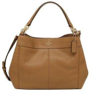 Coach Small Lexy Bag