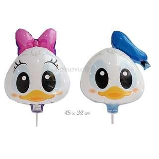 唐老鴨 tsum tsum Donald duck 氣球 可充氦氣 生日 · 結婚· 宴會 · 派對 · 場地佈置 · 生日party  Disney