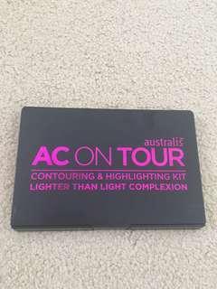 Australis contour kit (very light)