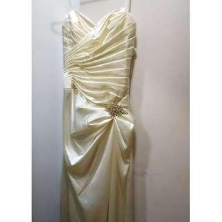 Garage Sale! Evening, Ball, Wedding Gown - Only $60!
