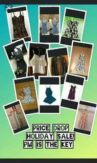 New yr sale