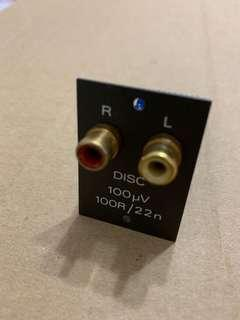 Quad 34 MC Phono Input Module