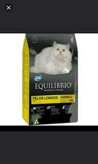 INSTOCK ◇ EQUILIBRIO PERSIAN/Adult/Kitten/Salmon with FREE HOME DELIVERY.