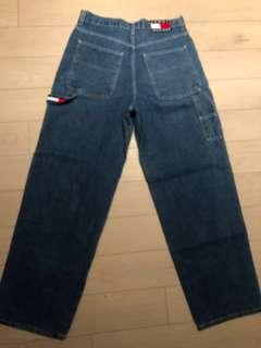 Vintage men's tommy hilfigher carpenter jeans 33x31