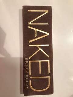 Naked 1 eyeshadow pallete - Urban Decay