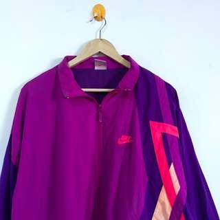 Vintage 90's Nike Track Jacket