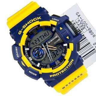 Jam G-Shock new