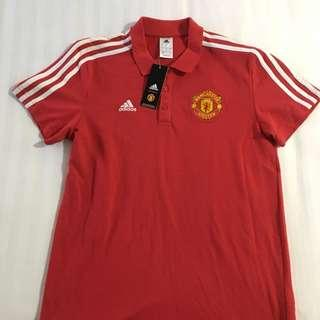 BNWT Manchester United Polo Tee