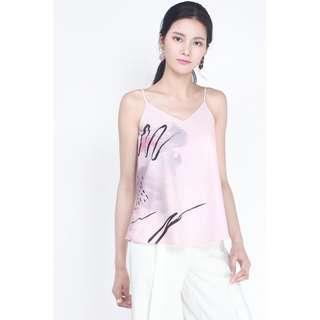 Fayth Clare Printed Cami (Pink), M