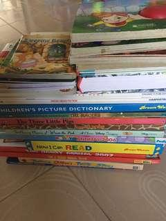 All 31 books for $10 !! Bundle Sale of English Books