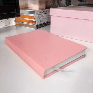 Banila Co. 2019 pink planner with discount promo coupons • cute organizer • FIXED PRICE