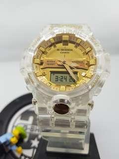 *ORIGINAL* Casio G-Shock 35th Anniversary Limited Edition Watch GA-835E-7ADR (Glacier Gold)