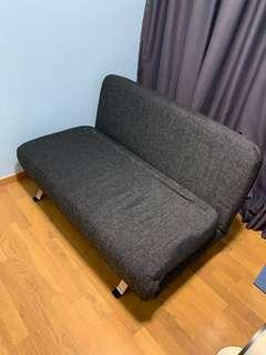 Comfort Foldable Sofa Bed (delivery included)