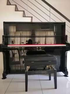 Kawai US-50 Upright Grand