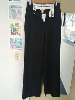 H and M business pants, high waisted